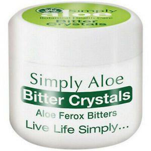 aloe bitter crystal
