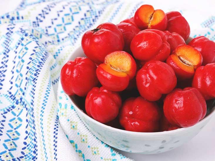 Польза экстракта вишни ацерола для здоровья – употребление и рекомендации