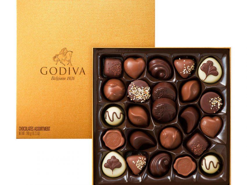 Польза от Godiva Chocolatier для здоровья – вкусно и полезно