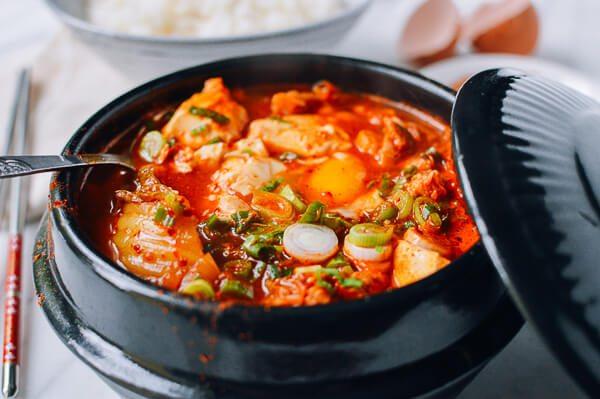 Польза для здоровья от Soondubu Jjigae – корейская еда