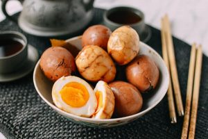 taiwan tea eggs