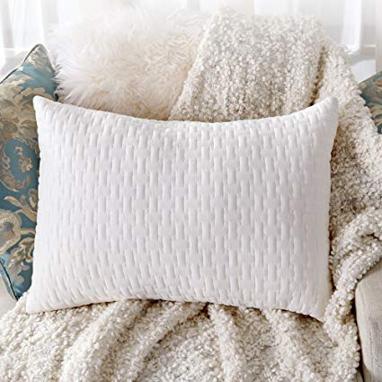 shreded memory foam pillow