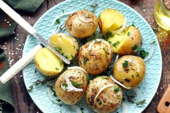 diet kentang rebus