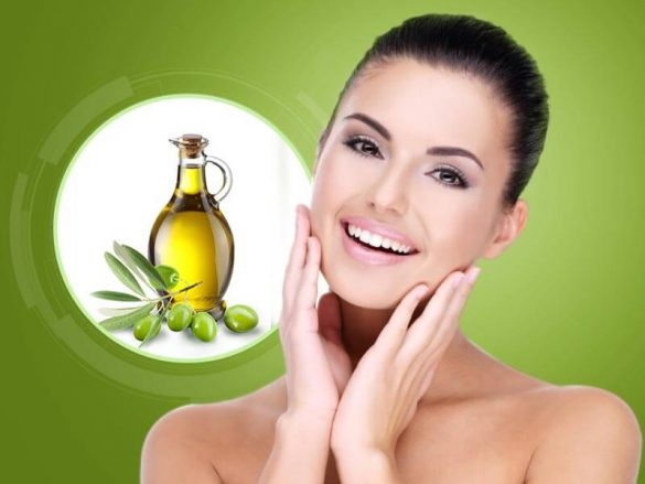 olive oil for whiteheads